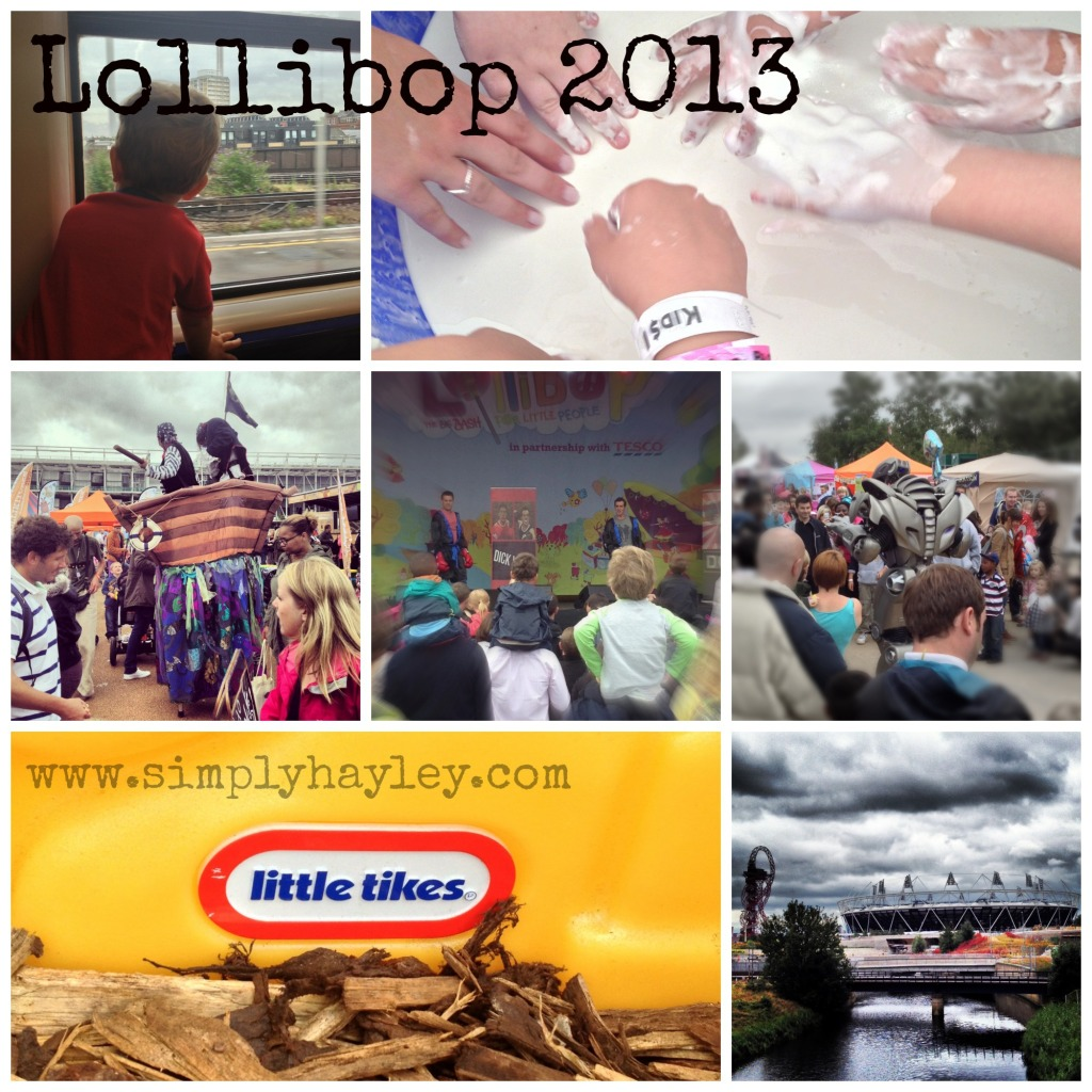 Lollibop collage